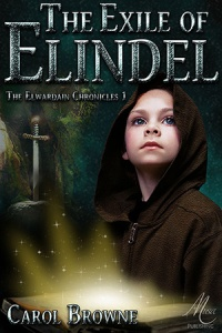 The Exile of Elindel by Carol Browne