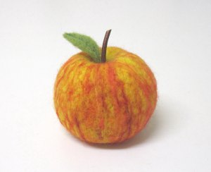 Needle_Felted_Apple