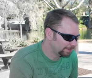 Daniel Ausema headshot