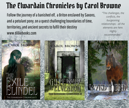 THE ELWARDAIN CHRONICLES